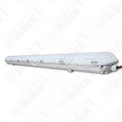 LED Waterproof Lamp PC/Aluminium 1200mm 60W 6400K