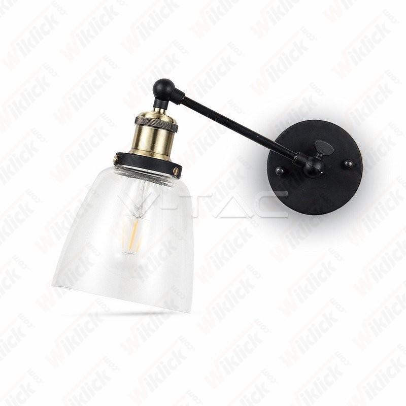 Wall Lamp Cone Shape Glass ?140??
