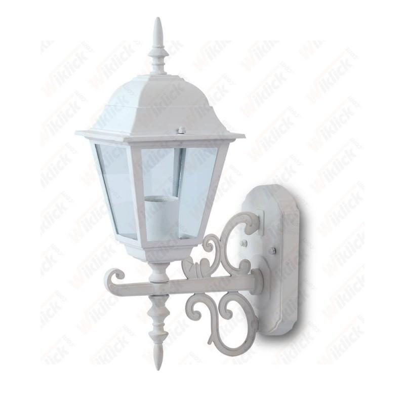Wall Lamp Small Matt White Up