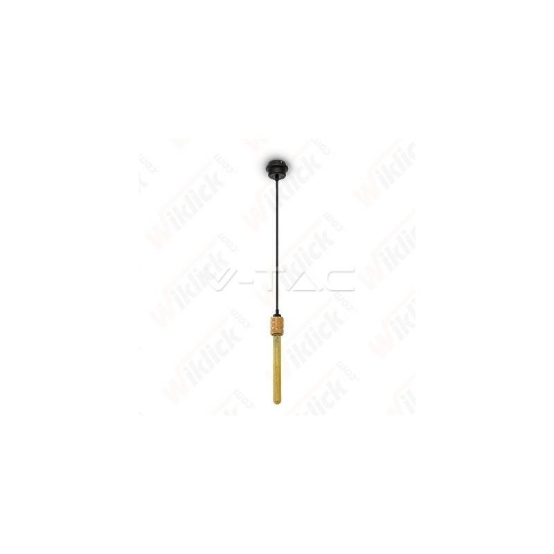 Gold Aluminium Lamp Holder