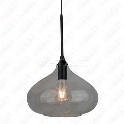 Pendant Light Modern Black Glass Sleek  ?280??