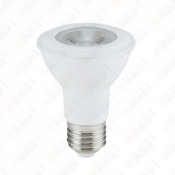V-TAC VT-220 Lampadina LED E27 7W PAR20 Chip Samsung luce bianco freddo