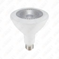 LED Bulb - Samsung Chip 14W E27 PAR38 Plastic 4000K