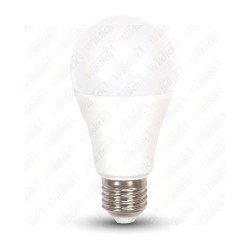 VT-2011 LED Bulb - 9W E27 A60 Thermoplastic 3Step Dimming 4000K