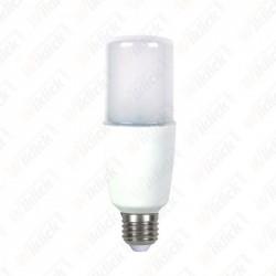 VT-2089 LED Bulb - 9W E27 T37 2700K