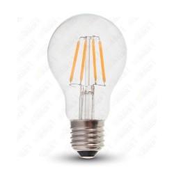 VT-1885 LED Bulb - 4W Filament E27 A60 2700K 42591