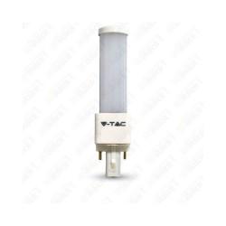 VT-2046 LED Bulb - 6W G24 PL 3000K