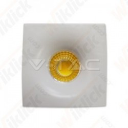 VT-1123 3W LED Downlight Fixed Type Square 6400K