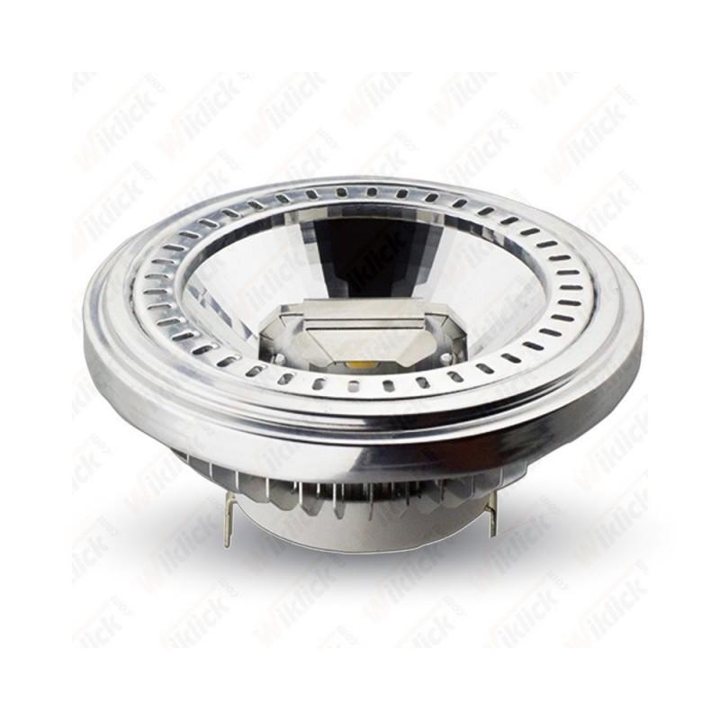 VT-1110 LED Spotlight - AR111 15W 12V Beam 40 COB Chip 3000K