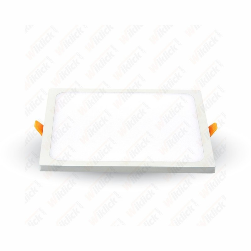 VT-2222 22W LED Slim Panel Light Square 4000K