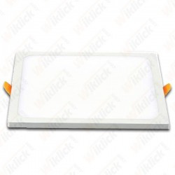 VT-2929 29W LED Frameless Panel Light Square 6000K