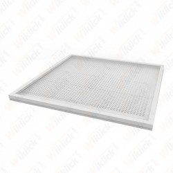 VT-6139 LED Panel 36W 600 x 600 mm 6400K Incl Driver