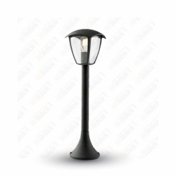 VT-736 Garden Lamp 600mm IP44 Black
