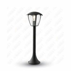VT-736 Garden Lamp 600mm IP44 Black