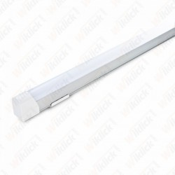 VT-8121 T8 20W 120cm LED Surface Wall Fixture 6400K