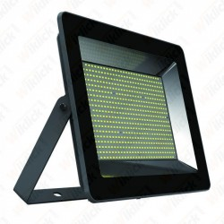 VT-46200 200W LED Floodlight I-Series Black Body 6000K