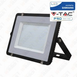 VT-300 300W LED Floodlight SMD Samsung Chip Black Body 4000K