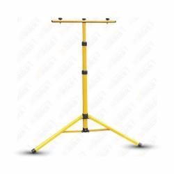 VT-41150 Tripod Stand for Floodlights Yellow
