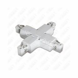 4X Track Light Accesory White