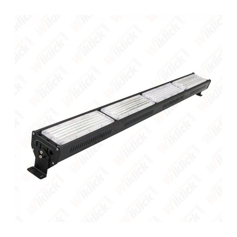 VT-9208 200W LED Linear High Bay Black Body 6000K