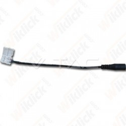 Flexible Connector - LED Strip 3528 DC Female