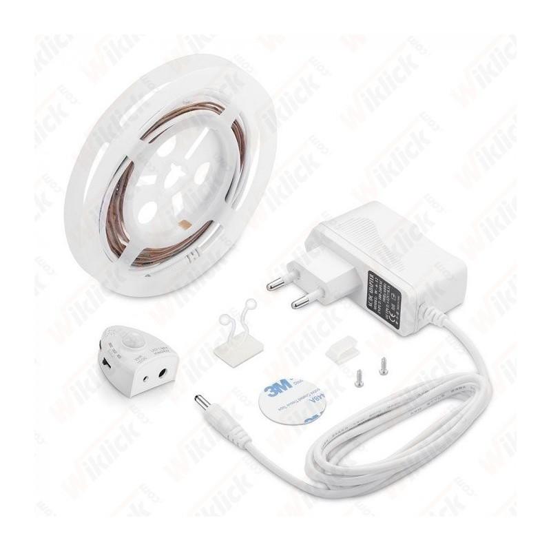 VT-8067 LED Bedlight With Sensor Single Bed 4500K