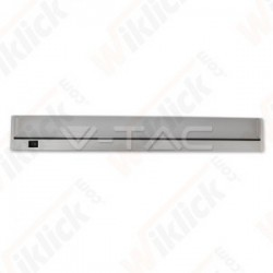 VT-8112 10W LED Cabinet Light Rotatable 60cm 3000K