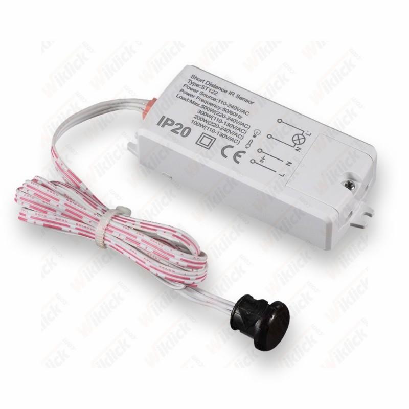 VT-8025 Motion Sensor - On/Off via Moving Hand (5 cm detection distance)