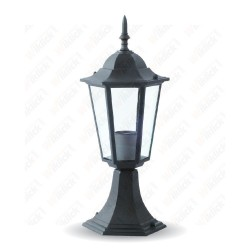 VT-753 Stand Lamp 30cm Matt Black
