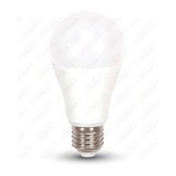 VT-2011 LED Bulb - 9W E27 A60 Thermoplastic 3Step Dimming 2700K