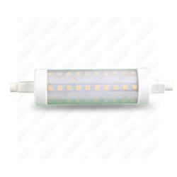 VT-1990 LED Bulb - 10W R7S 118mm Plastic 4500K
