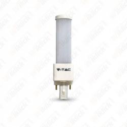 V-TAC VT-2050 LAMPADINA LED G24 PL 10W LUCE BIANCO NATURALE