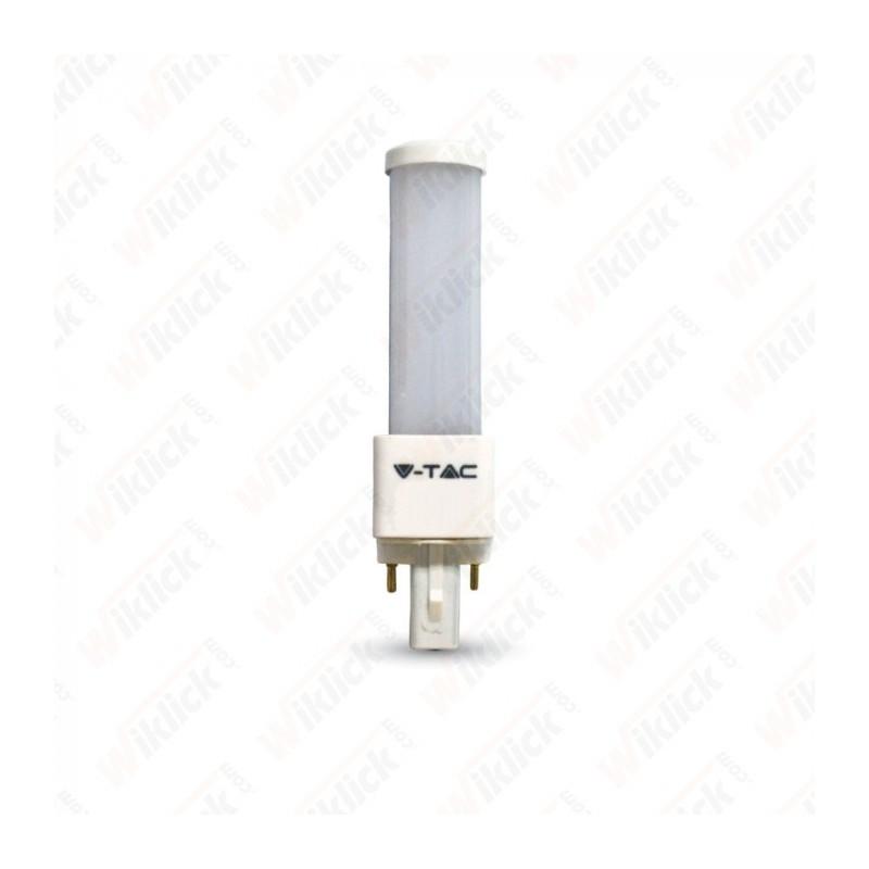 Lampadine Led G24.V Tac Vt 2050 Lampadina Led G24 10w Pl 6400k Sku 7212