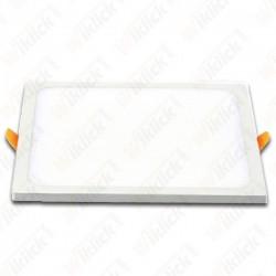 VT-2929 29W LED Frameless Panel Light Square 4000K