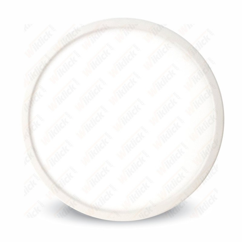 VT-1805RD 18W LED Surface Panel Downlight Premium - Round 6000K