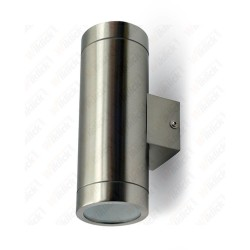 VT-7642 Wall Sleek Fitting GU10 Steel Body 2 Way IP44