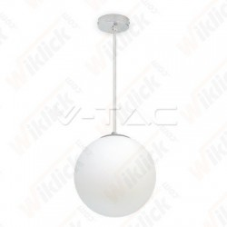 VT-7251 Pendant Light Chrome With Chrome Canopy