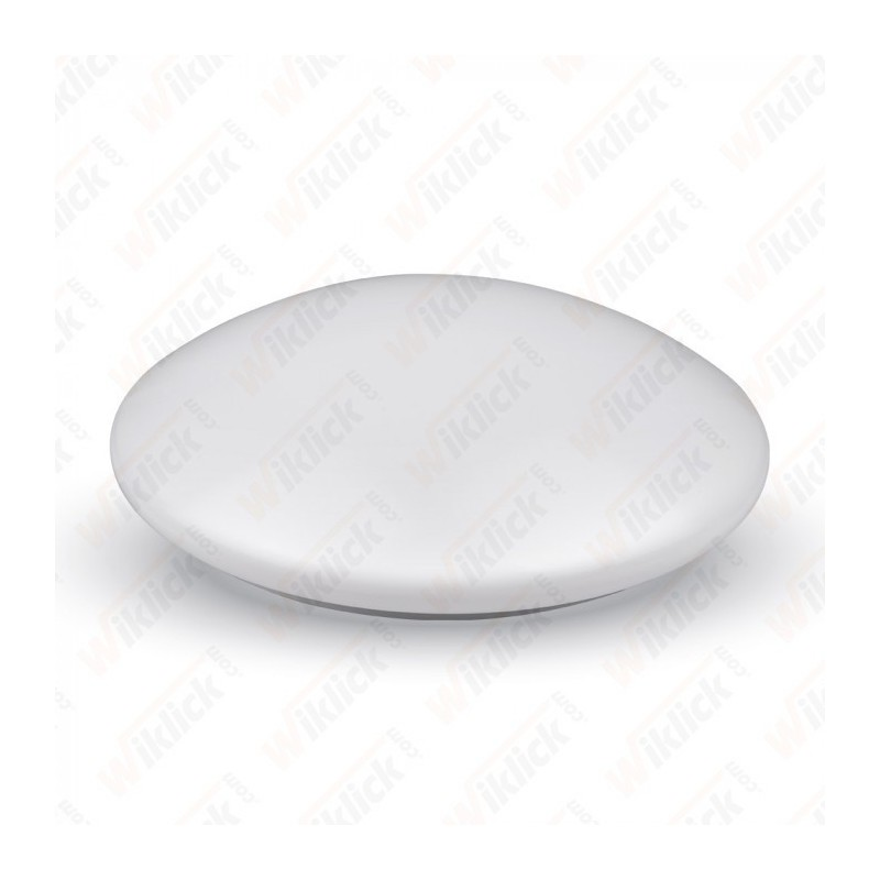 VT-8032 24W Dome Light Ceiling Surface Round 3000K