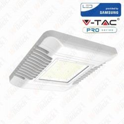 150W LED Canopy Lighting Samsung Chip IP66 6500K