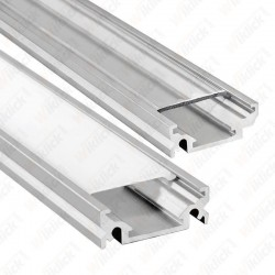 VT-7103 Aluminum Profile Broad Transparent