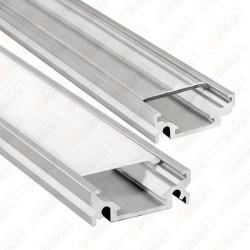 VT-7103 Aluminum Profile Broad Transparent