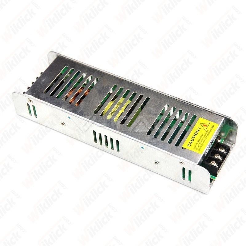 VT-20026 LED Power Supply - 25W 12V 2,1A IP20 SLIM Metal