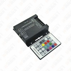 LED RGBW Sync Controller With 24B BF Dimmer