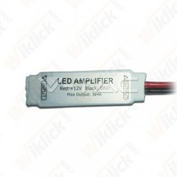 Mini Amplifier for LED Strip RGB 5050 3*4A