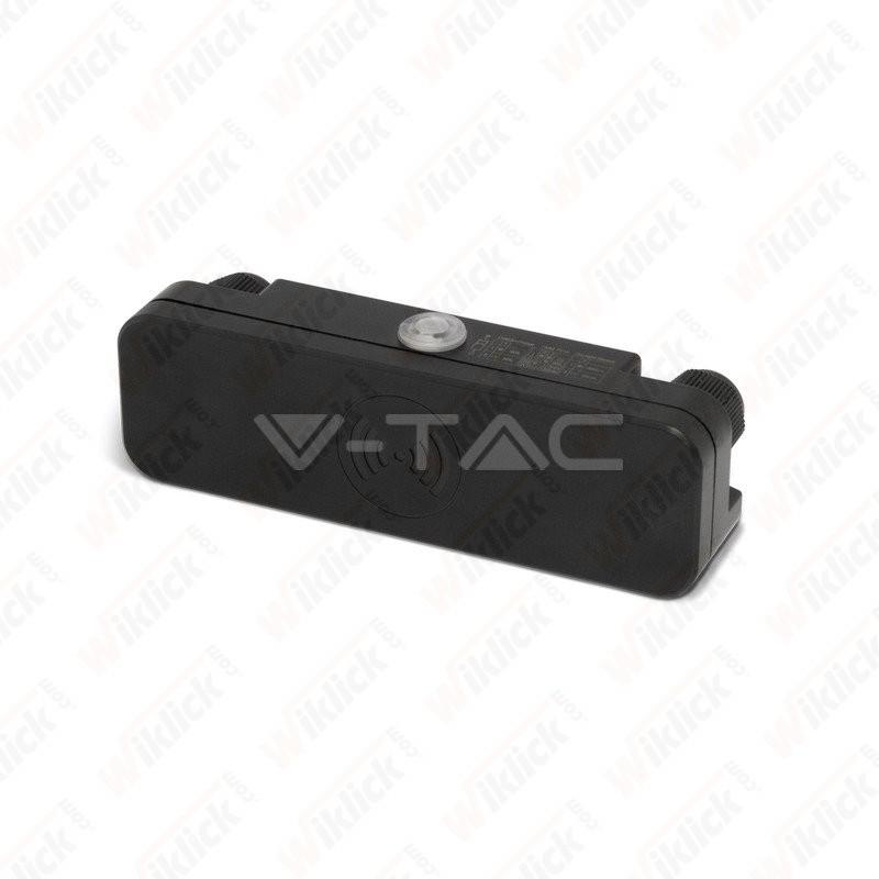 VT-8036 Microwave Sensor Black