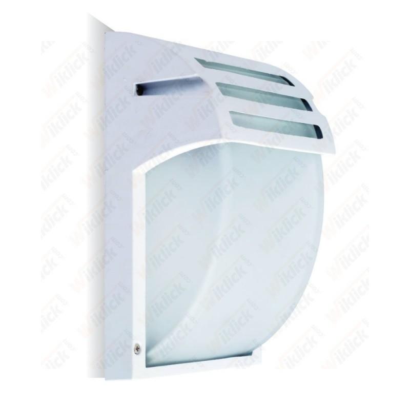 VT-754 Wall Lamp Frost Glass Matt White