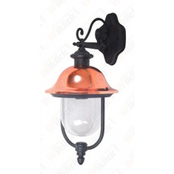 VT-852 Wall Lamp E27 With Clear PC Cover Down