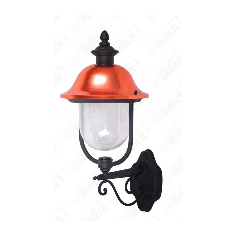 VT-853 Wall Lamp E27 With Clear PC Cover Up