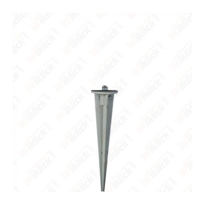 VT-854 Floodlight Spike Grey D60 H265