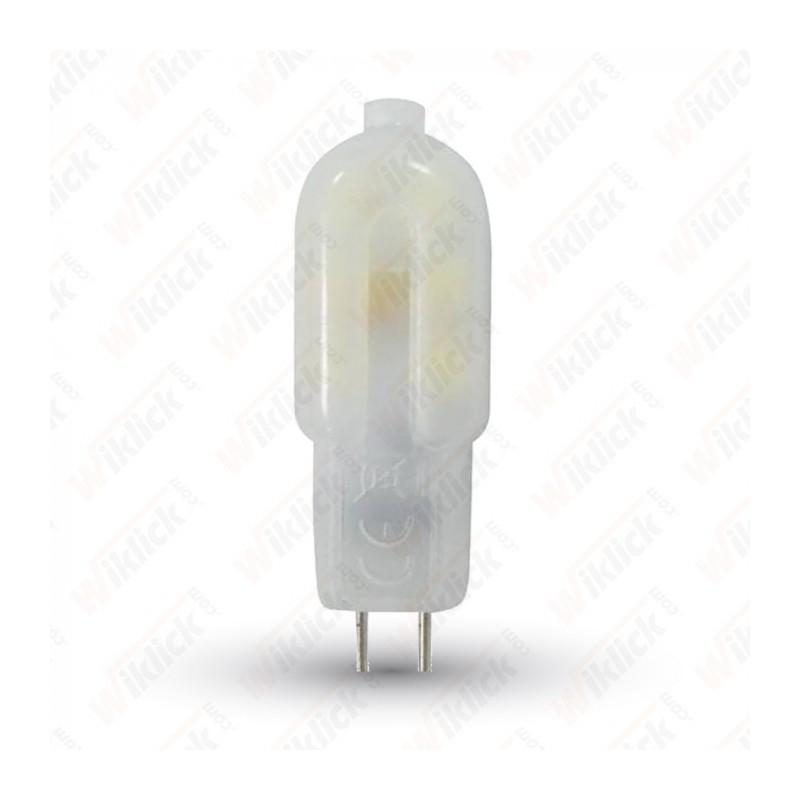 V-TAC VT-1942 LAMPADINA LED G4 1.5W 12V LUCE BIANCO NATURALE